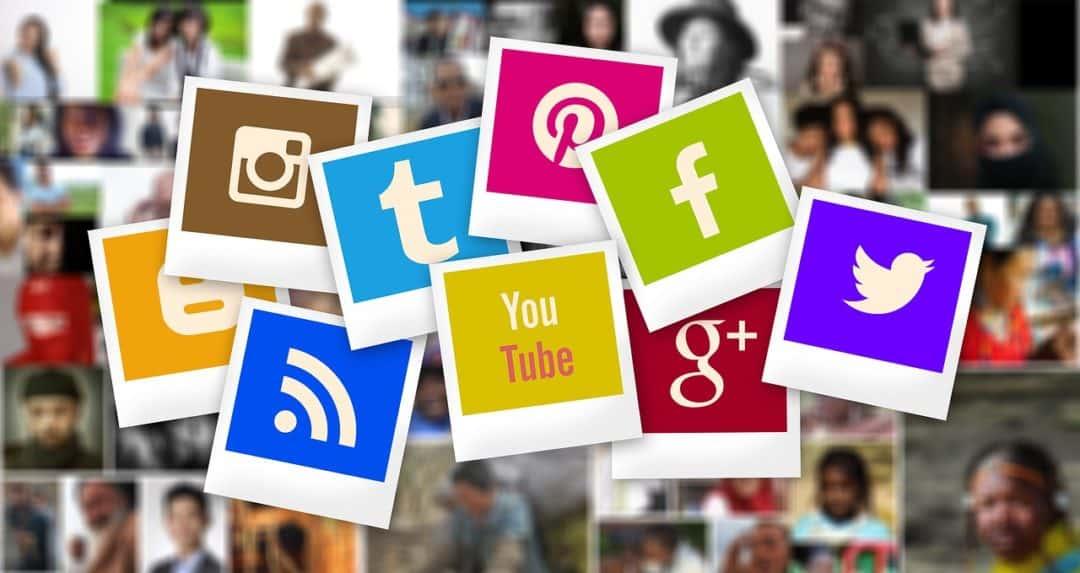 redes sociales tráfico